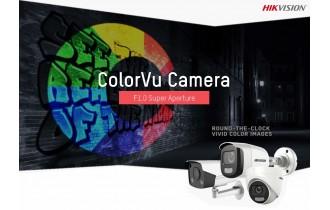ColorVU Нова технология от HIKVISION