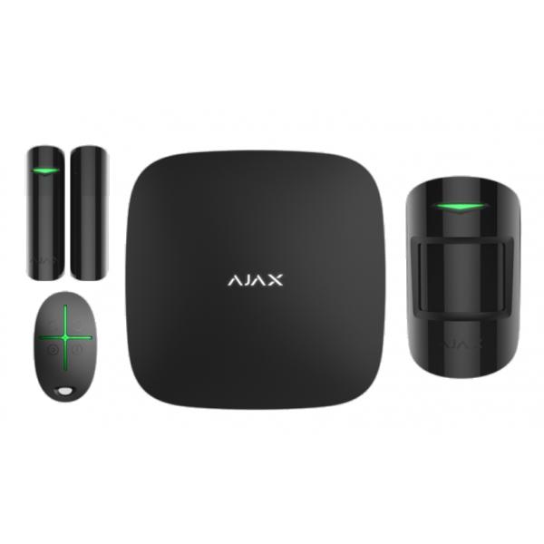 AJAX Комплет Безжична аларма с контролен панел и видеонаблюдение Motion Protect