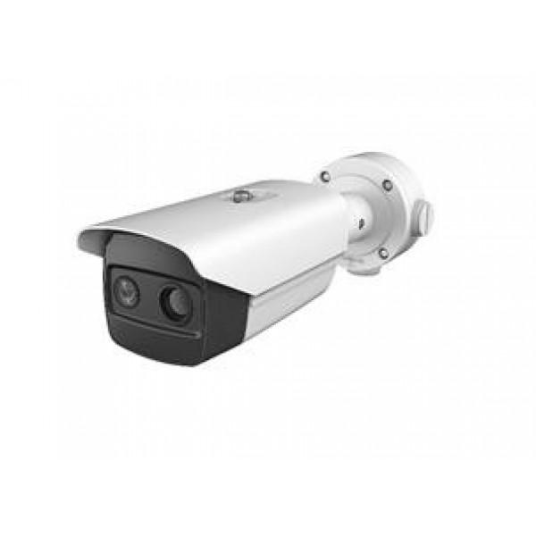 Hikvision Комбинирана термовизионна/дневна IP камера с различни режими