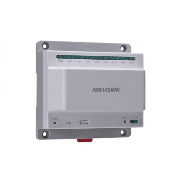 Захранващ модул/IP дистрибутор, 10/100Mbps Ethernet порт HIKVISION NEW