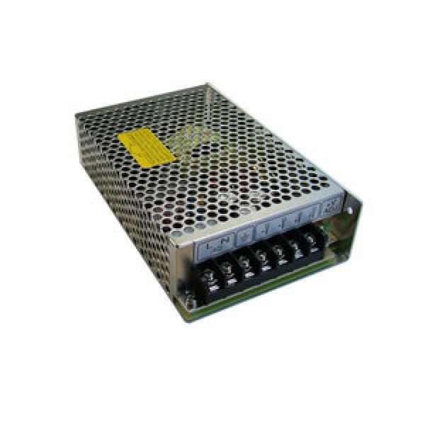 Захранващ блок в метална кутия с възможност за монтаж на DIN шина V-Tek