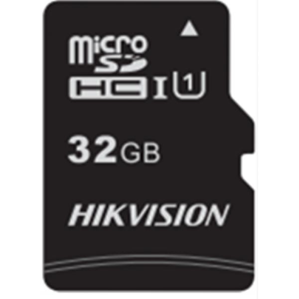HIKVISION MicroSDHC карта; 32GB; скорост на четене: 95MB/s
