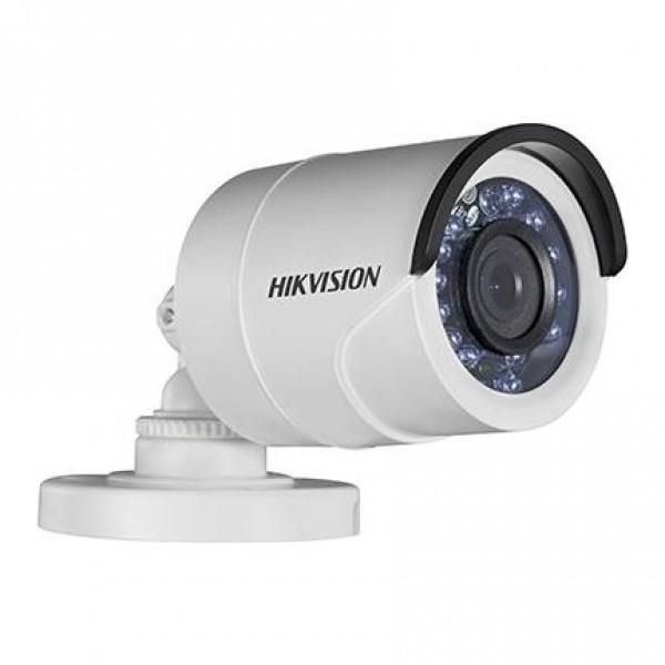 НОВО Hikvision HD-TVI/AHD/CVI/CVBS корпусна камера (4 in 1); 2 Мегапиксела
