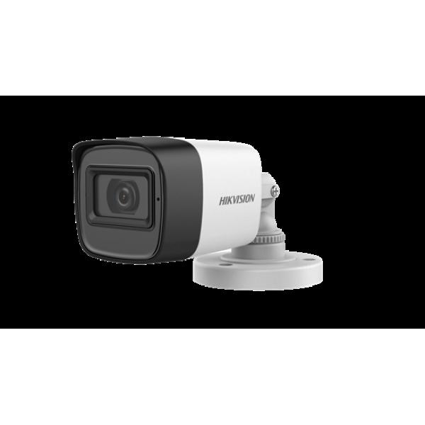 НОВО!!! HD-TVI корпусна камера 5 Мегапиксела (2592х1944@20 кад/сек); 5MP CMOS сензор (2592x1944 пиксела)