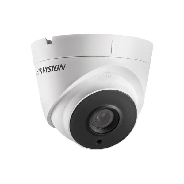Hikvision Куполна Ultra-Low Light HD-TVI камера за видеонаблюдение с резолюция 5 MP