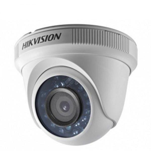 HD-TVI /AHD/CVI/CVBS куполна камера (4 in 1); 2 Мегапиксела