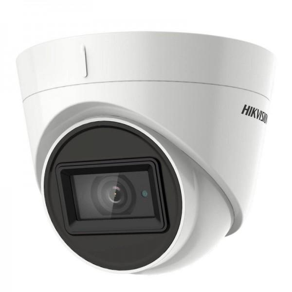 НОВО!!! HD-TVI /AHD/CVI/CVBS куполна камера (4 in 1); 2 Мегапиксела (FullHD 1080p@25 кад/сек)