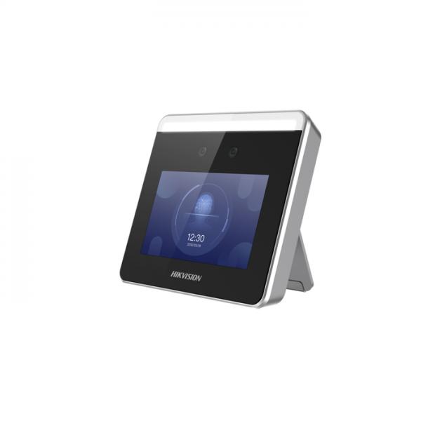 Hikvision Самостоятелен биометричен терминал за контрол на достъп с лицево разпознаване. Двойна 2MP камера НОВО!!!
