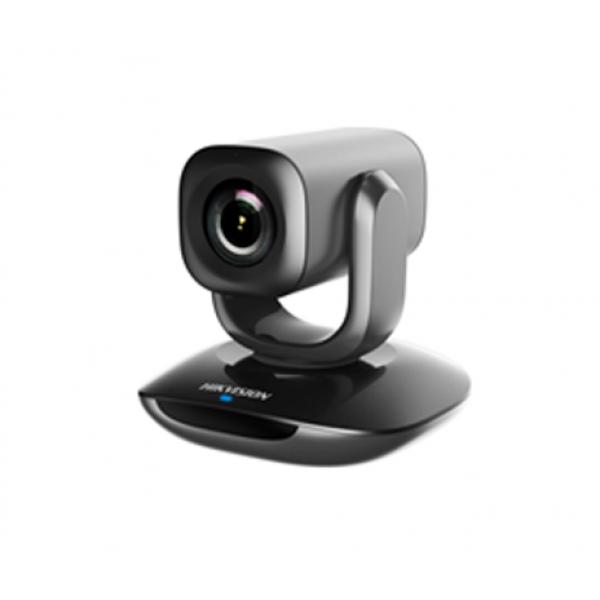 Hikvision PC USB PTZ камера; Full HD (1920x1080); 0.1 Lux; управляем варифокален обектив