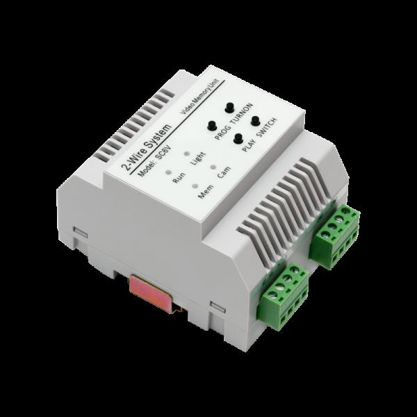 Модул за връзка на до 2 аналогови CCTV камери V-Tek