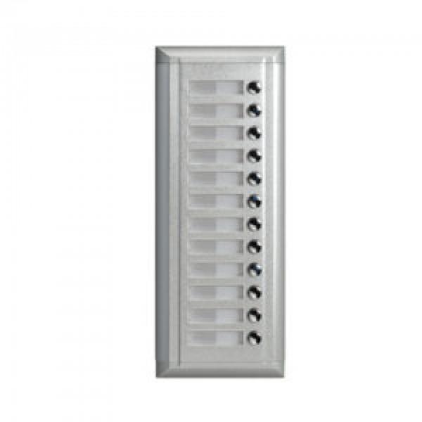 Допълнителен лицев панел с 12 бутона съвместим с DMR11S/ID/S4 V-Tek