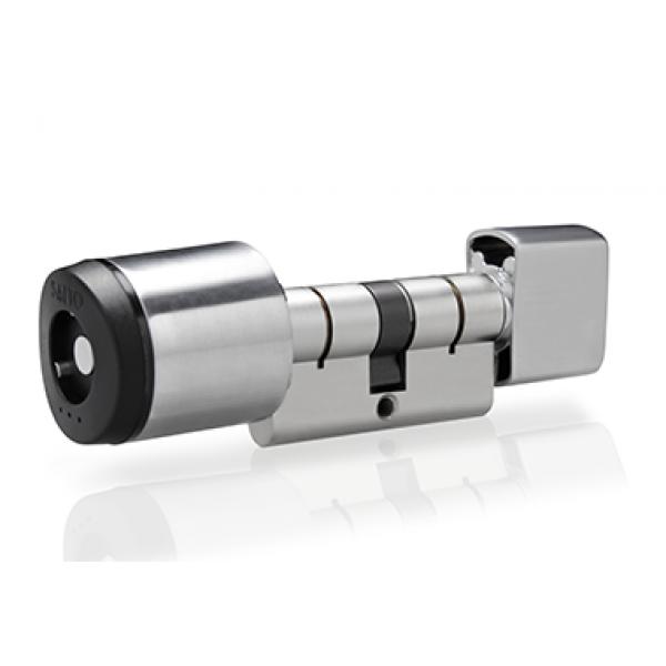 XS4 GEO електронен цилиндър - специално проектиран да пасне на повечето врати.