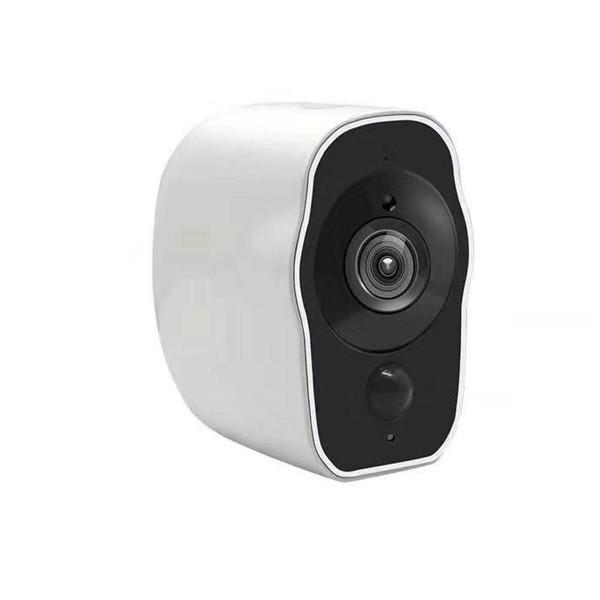 Безжична компактна IP камера; вградена презареждаема батерия 4000mAh;  обектив 3.9 mm; 2 Мегапиксела FullHD
