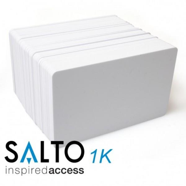 SALTO MIFARE Classic карти. Подходящи за всички типове решения от SALTO
