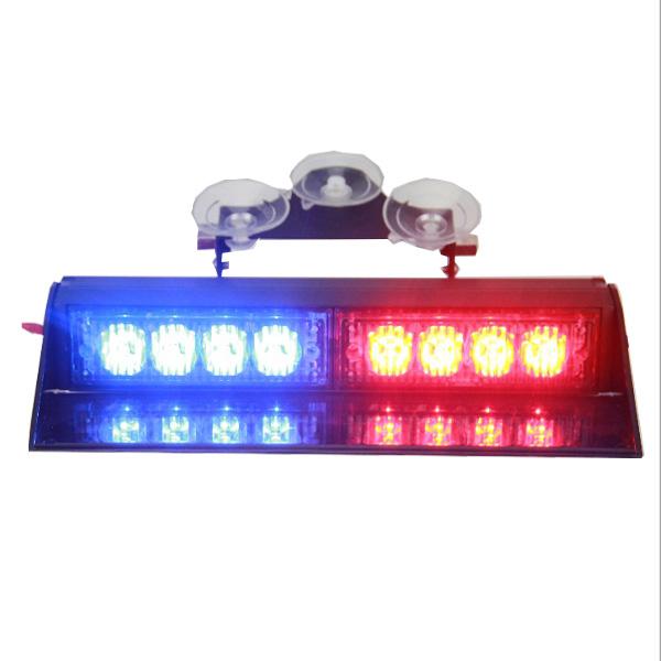 Светлоотразителна лампа, предназначена за монтаж на предно стъкло на автомобил