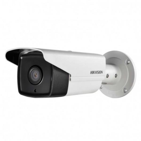 HIKVISION Мегапикселова IP камера Ден/Нощ, EXIR технология с обхват до 80м; 4.0 Мегапиксела