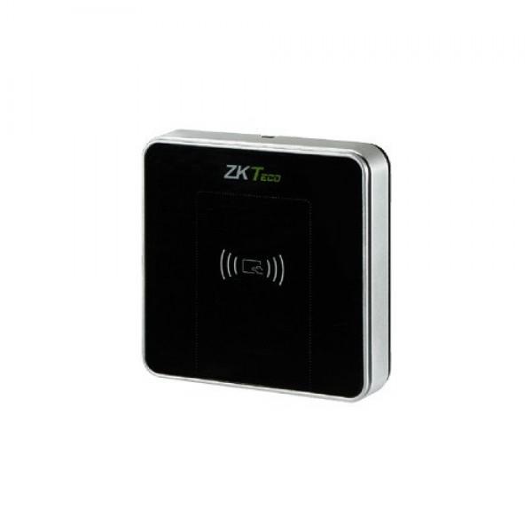 ZKTeco USB картов четец за удобно въвеждане на UHF тагове модели tag1 и tag2 в системата за контрол на достъпа