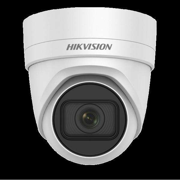 HIKVISION 4K UltraHD куполна IP камера Ден/Нощ, EXIR технология с обхват до 30м; 8.0 Мегапиксела