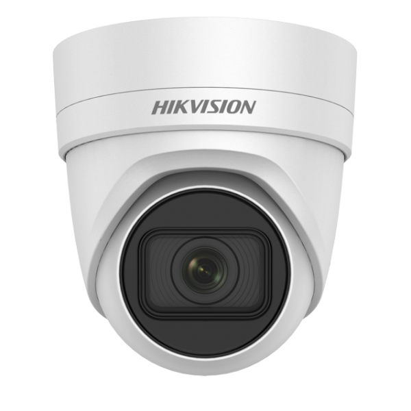 HIKVISION Мегапикселова куполна IP камера Ден/Нощ, EXIR технология с обхват до 30м; 6.0 Мегапиксела