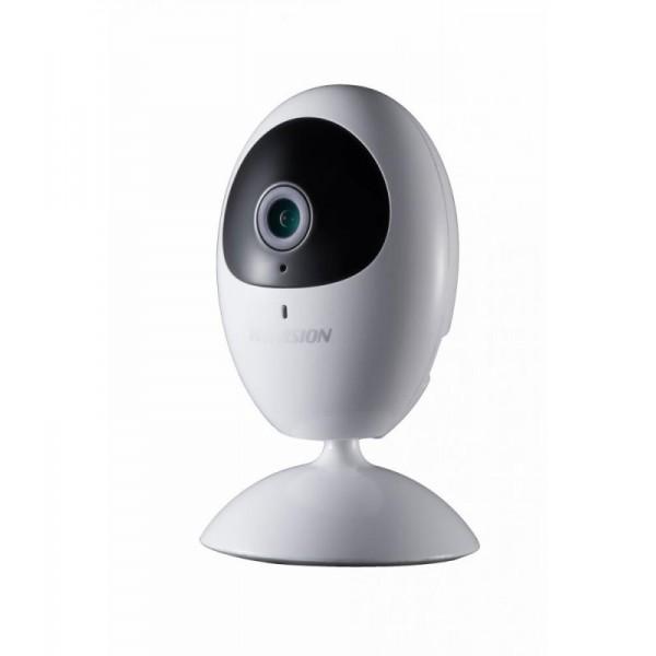 НОВО!!! WiFi Безжична cloud-базирана компактна IP камера Ден/Нощ (изисква регистрация в cloud услугата www.hik-connect.com); резолюция 2.0 Мегапиксела