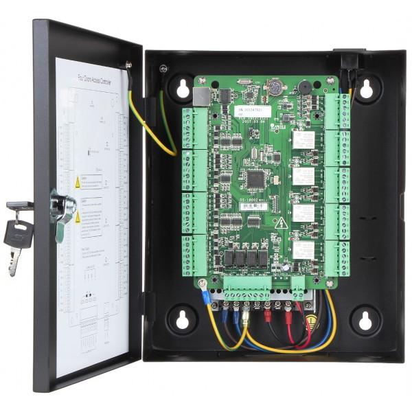 Hikvision Контролер за контрол на достъп на 2 врати двустранно
