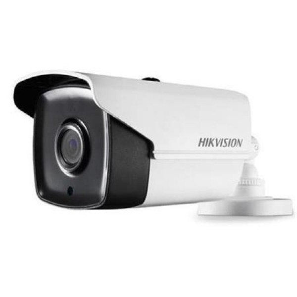 НОВО Hikvision HD-TVI корпусна камера 5 Мегапиксела (2592х1944@20 кад/сек)