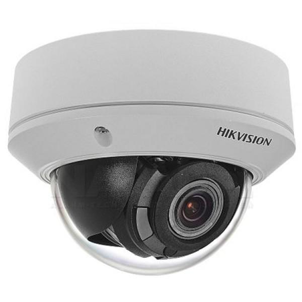 HIKVISION Мегапикселова куполна IP камера Ден/Нощ с вградено IR осветление с обхват до 30 м; 3.0 Мегапиксела