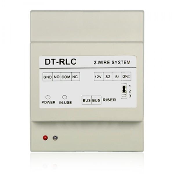 Допълнително реле за палене на осветление или отваряна на врата за DT система V-Tek