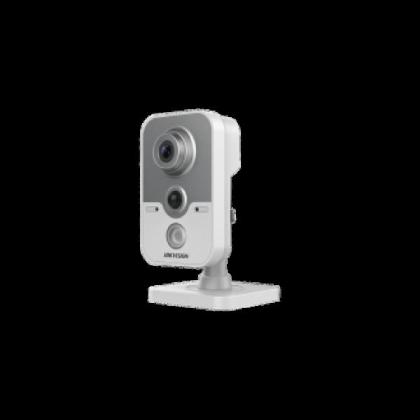 Hikvision Компактна 2MPx HD-TVI Ultra-Low Light камера за видеонаблюдение с вграден PIR сензор