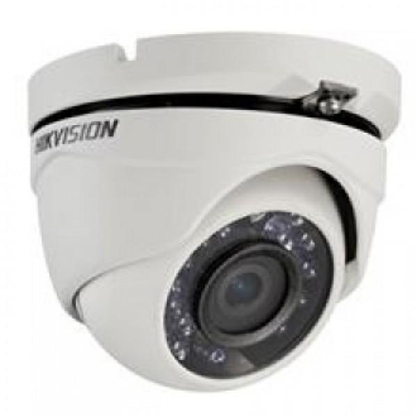 Hikvision 2MP HD-TVI /AHD/CVI/CVBS куполна камера за видеонаблюдение (4 in 1)