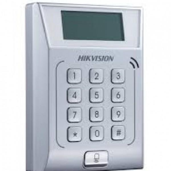 Hikvision Самостоятелен терминал за контрол на достъпа с Mifare карти