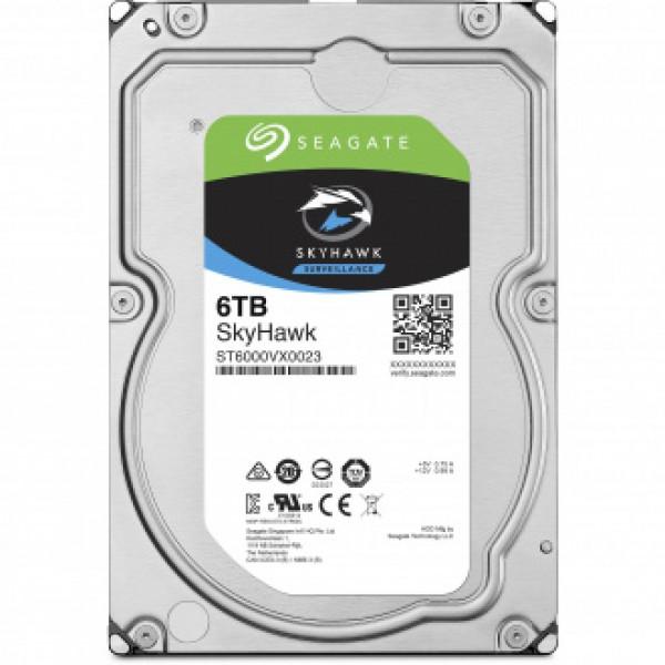 Доставка, монтаж в цифров рекордер, настройка и гаранционна подръжка на твърд диск 6000GB