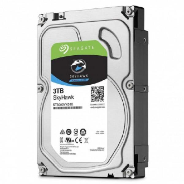 Доставка, монтаж в цифров рекордер, настройка и гаранционна подръжка на твърд диск 3000GB