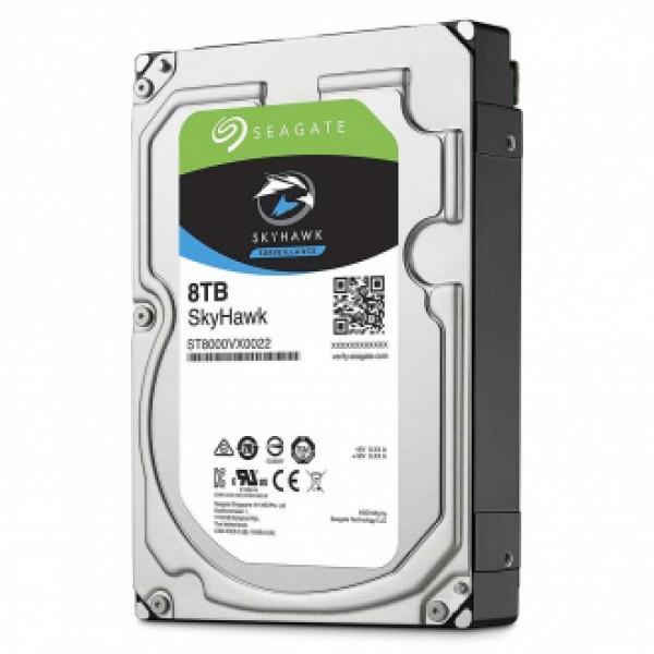 Доставка, монтаж в цифров рекордер, настройка и гаранционна подръжка на твърд диск 8000GB