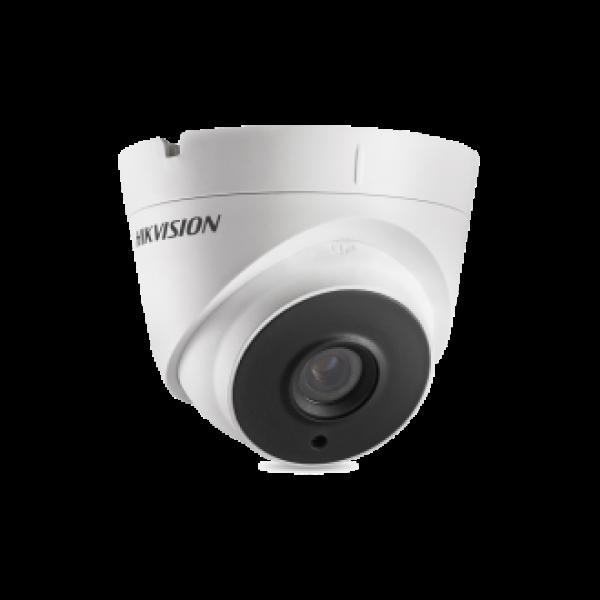 Hikvision 2MPx куполна HD-TVI Ultra-Low Light камера за видеонаблюдение