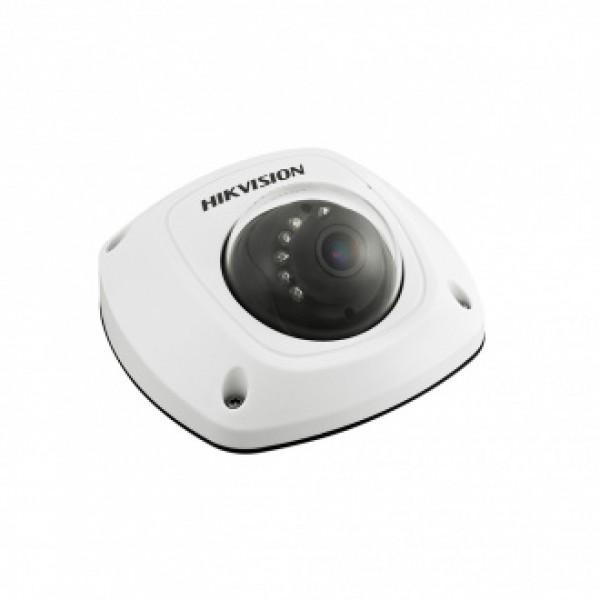 Hikvision 2 Мегапикселова HD-TVI куполна Ultra-Low Light камера за видеонаблюдение