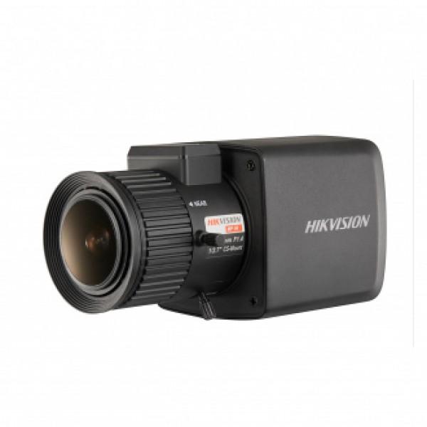 Hikvision Корпусна Ultra-Low Light HD-TVI камера за видеонаблюдение NEW