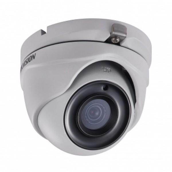 Hikvision HD-TVI куполна камера за видеонаблюдение с резолюция 5 мегапиксела