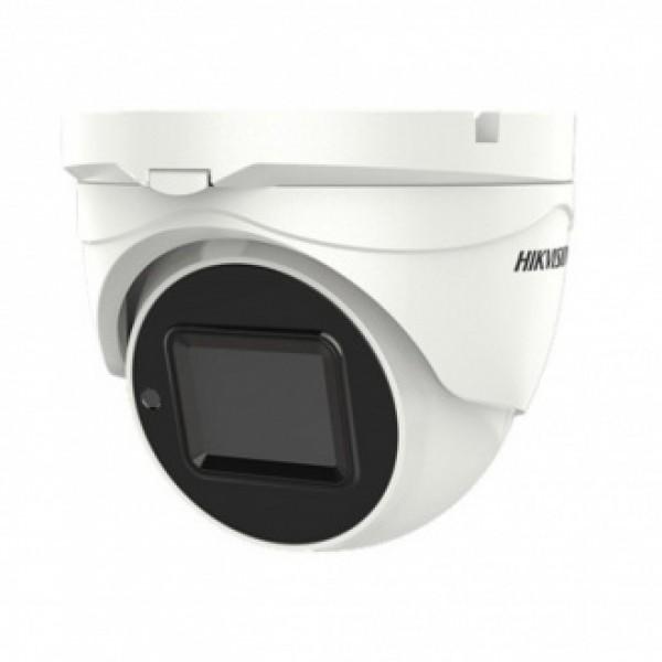 Hikvision 5 Мегапикселова HD-TVI куполна камера за видеонаблюдение