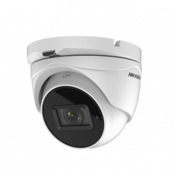Hikvision HD-TVI Ultra-Low Light куполна камера за видеонаблюдение NEW