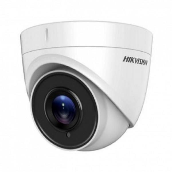 Hikvision 8 Мегапикселова HD-TVI куполна камера за видеонаблюдение