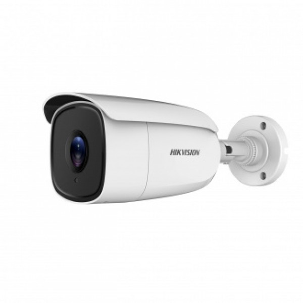 Hikvision 8 Мегапикселова HD-TVI корпусна камера за видеонаблюдение