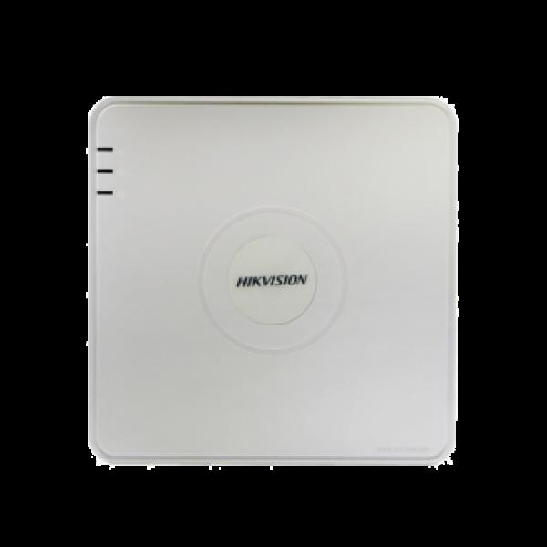 Hikvision 4-канален мрежов рекордер/сървър за видеонаблюдение