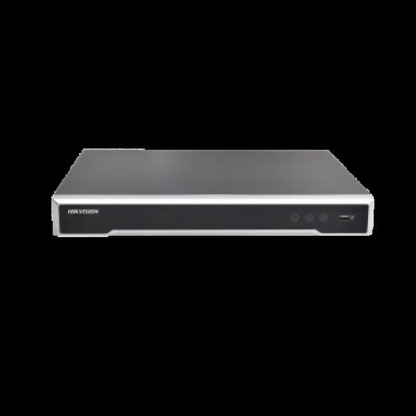 Hikvision 16-канален мрежов рекордер/сървър за видеонаблюдение