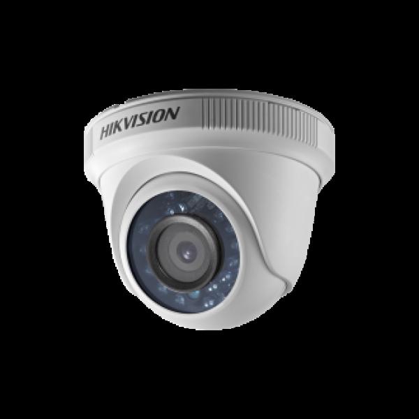 Hikvision HD-TVI куполна камера за видеонаблюдение с интелигентно IR осветление до 20 метра