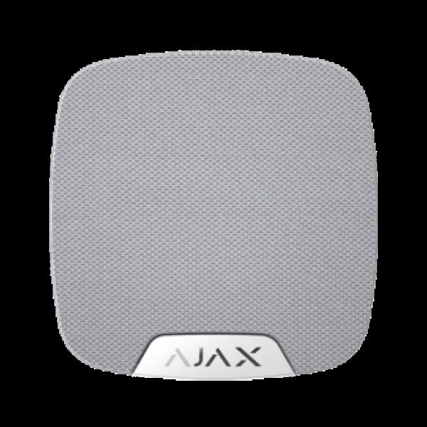 Безжична вътрешна сирена за алармени системи AJAX
