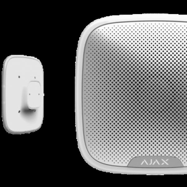 Безжична външна сирена за алармени системи AJAX