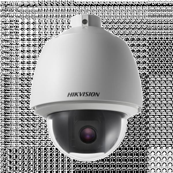 Hikvision Mегапикселова Ден/Нощ управляема IP камера за видеонаблюдение