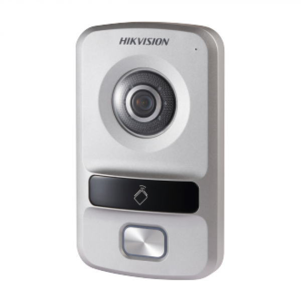 Еднопостов лицев панел за IP видеодомофонни системи HIKVISION NEW