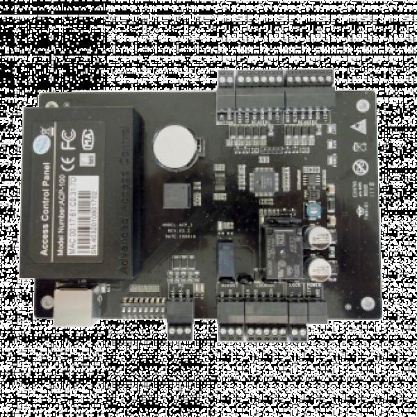 ZKTeco Контролер за контрол на достъп на 1 врата двустранно